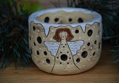 Advent, Pottery, Mugs, Tableware, Pottery Designs, Lampshades, Lights, Clay, Christmas