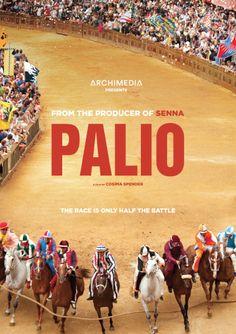PALIO (2015) Cosima Spender. Documental sobre el Palio di Siena, la carrera de cavalls que enfronta els diferents districtes de la ciutat. #cinemaimes #recomanacions #cavalls. Properament en el nostre catàleg.