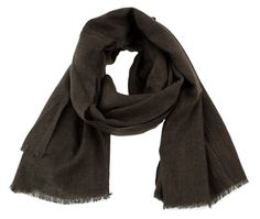 Medium Brown Cashmere Scarf. Pure pashmina scarf.   100% natural. November sale by MyKolachi on Etsy