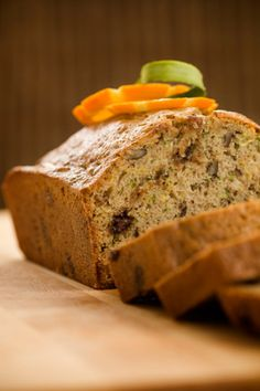 Paula Deen Chocolate Chip Zucchini Bread. This is the very BEST zucchini bread ever!!