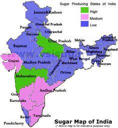 Zucchero, India: Export nel mirino del governo - Materie Prime - Commoditiestrading