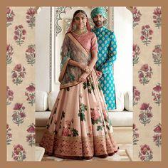 b6487bf173d991 Pink choli resham intricate with pure digital printed lehenga and dupatta  set. Lehenga Choli