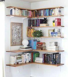 Libreria ad angolo