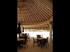 palapa bar Valance Curtains, Beach House, Bar, Kitchen, Outdoor, Home Decor, Beach Club, Interiors, Beach Homes