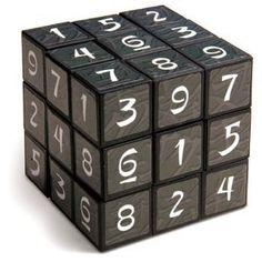 Sudoku Rubiks Cube $5.39
