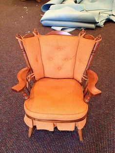 Tell City Solid Hard Rock Maple Andover Rocking Chair | eBay