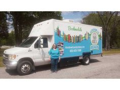 Bookmobile, Kershaw County (S.C.) Public Library.