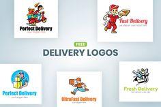 Free Delivery Logo Templates   GraphicMama Education Logo, Free Education, Fresh Delivery, 5 Logo, Free Logo Templates, Free Web Fonts, Travel Logo, Design Bundles, Slogan