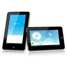 7 pouces écran Résistance Tablette tactile PC Android 4.0 1,5 GHz 512Mo 4Go mise à jour VIA 8650 VIA 0302 - 7mall.fr