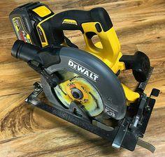DEWALT 60v flex volt circular saw 2016