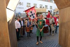 Elvas: Centro Histórico regressou à época Medieval | Portal Elvasnews