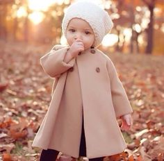 Cute baby girl fall outfit- oh my gosh all those baby girls I know