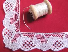 Bayeux, Bobbin Lace, Crochet Necklace, Embroidery, Blog, Tejidos, Lace, Hand Fans, Needlepoint
