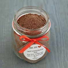 Homemade Spiced Hot Chocolate Mix Recipe