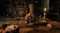 Bossfight with Broom-Face? Gotta love the little Bethesda glitches. #games #Skyrim #elderscrolls #BE3 #gaming #videogames #Concours #NGC