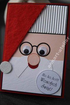 Girl's bunny handbag Homemade Christmas Cards, Christmas Gift Box, Christmas Cards To Make, Christmas Crafts For Kids, Xmas Cards, Christmas Art, Homemade Cards, Handmade Christmas, Holiday Cards