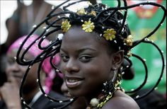 African Hair Style African Hairstyles, Afro Hairstyles, African Beauty, African Women, Colombian Women, Afro Style, Hair Shows, Natural Hair Inspiration, Hair Images