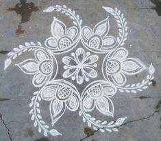Indian Rangoli Designs, Rangoli Designs Latest, Rangoli Designs Flower, Rangoli Border Designs, Rangoli Designs Images, Rangoli Designs With Dots, Beautiful Rangoli Designs, Mehandi Designs, Rangoli Borders