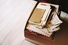 Imagem de letters, vintage, and photography