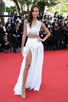 All our favorite looks from the Cannes red carpet. See the full slideshow on Style.com