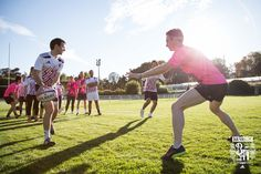 #boostBirHakeim - Rugby Paris Stade Français - Adidas #boost Battle Run