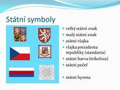 Image result for státní symboly pracovní list Czech Republic, Let It Be, Education, School, Children, Historia, Projects, Young Children, Boys