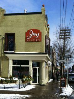 joy bistro: cute and delicious