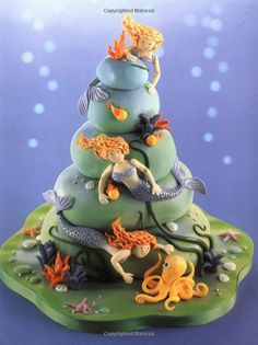 Amazon.com: Enchanted Cakes for Children (Merehurst Cake Decorating) (0676251818499): Debbie Brown: Books