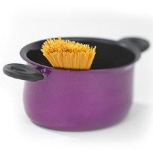 Amazon.com: Bialetti 7258 Trends Collection 5 Quart Pasta Pot, Orange: Kitchen & Dining