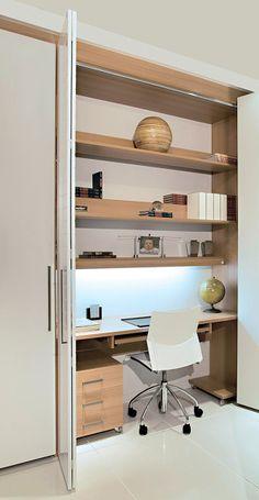 Em micro apartamentos