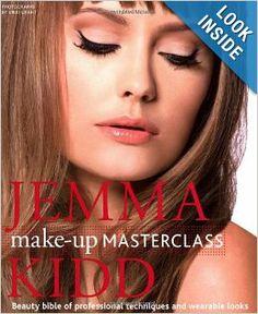 Jemma Kidd Make-up Masterclass: Beauty Bible of Professional Techniques and Wearable Looks: Jemma Kidd: 9780312573713: Amazon.com: Books