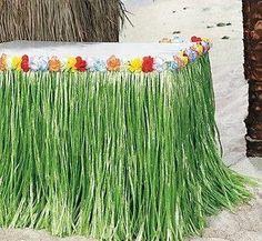 Cool Fun 34-117-P Artificial Grass Table Skirts - 3PBH & Un