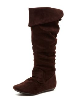 Marcos Tall Boot- for pirate or Buttercup