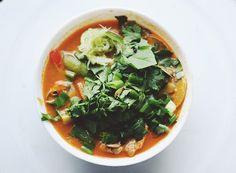 Vegan Thai Red Coconut Curry
