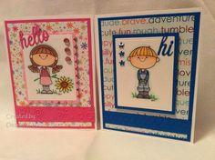 2 Cute Ink Digital Stamps Challenge Blog: Challenge #110 Kids and New Digital Stamps Plus 50% off 1.50 digital stamps till July 12th!
