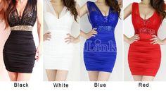 2014 Slim sweet elegant dress - si yo tuviera el cuerpo de la modelo....