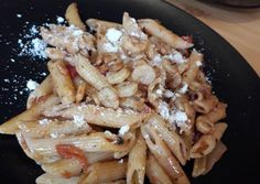 Penne, Pasta Salad, Meat, Chicken, Ethnic Recipes, Food, Crab Pasta Salad, Essen, Meals