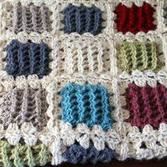 Ravelry: Treasure Blanket pattern by Lisa van Klaveren