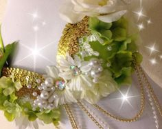 Girly Princess Jasmine Rave Bra with Tutu & Crown by TheLoveShackk
