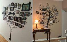 Que tal usar suas memórias preferidas para decorar sua casa? Basta revelar algumas fotografias e deixar sua criatividade tomar conta.