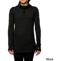 $69.99 Yoga City Women's 'Seattle' Popover Jacket