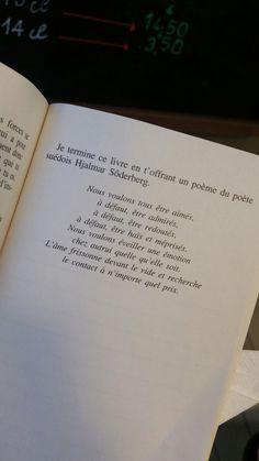 """Extrait """"les 5 blessures qui empêchent d'être soi même"""" Lise Bourbeau Poème Hjalmar Soderberg Nous voulons tous être aimés"""