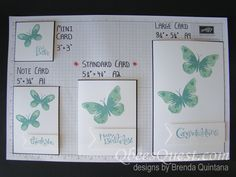 Qbee's Quest Stamping Ideas