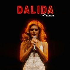 Dalida - Olympia 1981 (@dalida_unseen)