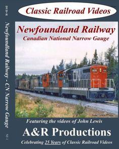 CN's (and North America's) longest Narrow Gauge railroad.  (398×500)