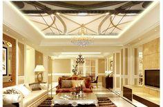 Custom 3d ceiling wallpaper Frescoes on the ceiling ceiling wall paper wall paintings wallpaper #Affiliate