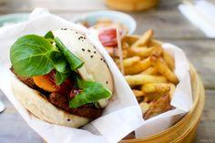 Shiso burger Auguststraße 29c in Mitte