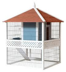Your furry friend deserves the comfortable and cute Advantek Pagoda Rabbit Hutch . This two-story rabbit hutch makes living life outdoors comfortable. Bunny Cages, Rabbit Cages, House Rabbit, Pet Rabbit, Bunny Hutch, Small Animal Cage, Rabbit Hutches, Pet Cage, Ferret Cage