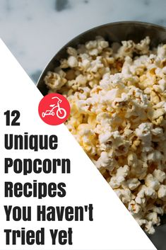 Fun Flavored Popcorn Recipes for Kids