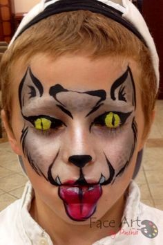 Face Art by Pnina Face painting Brooklyn New York